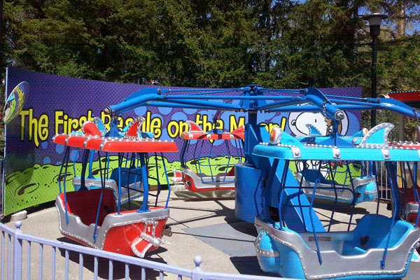 Amusement Park Ride Graphics