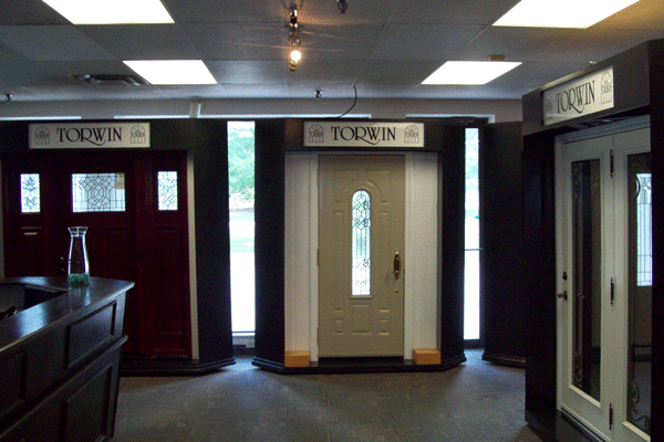 Door & Window Displays