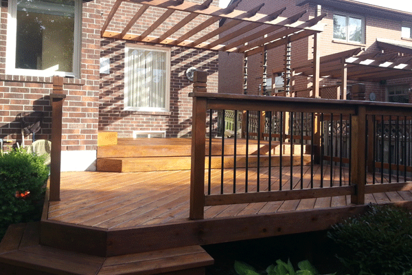 Deck Finishing