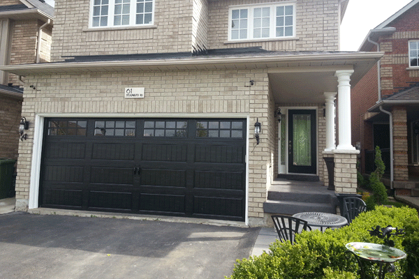 Entry & Garage Door Painting