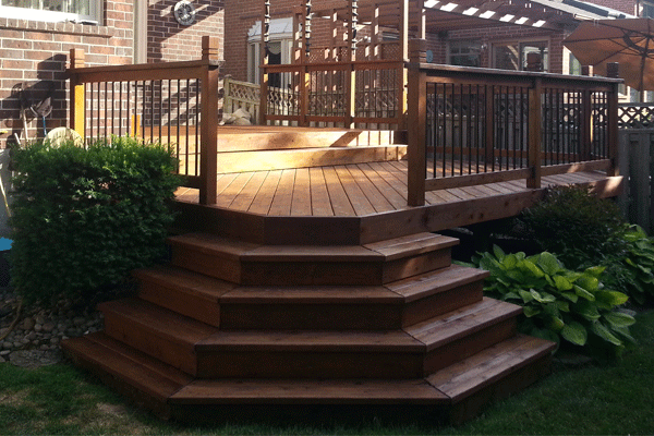 Additional Services - Door, Deck, Displays Stain & Refinishing Services Plus More...